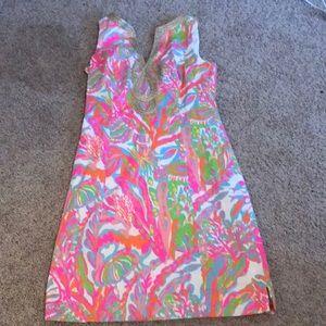 Lilly Pulitzer Fluorescent Shift Dress